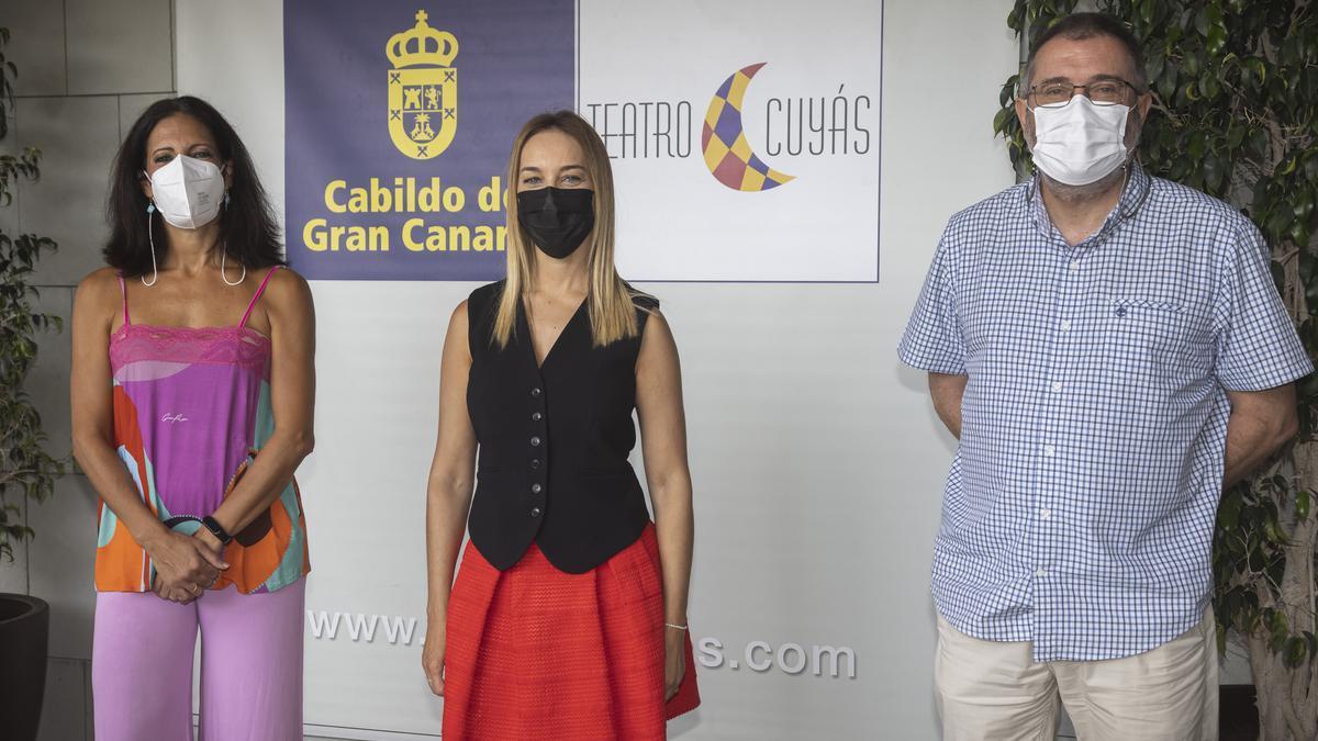 El Teatro Cuyás donará a La Palma la recaudación de su primer espectáculo