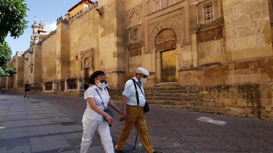 El turismo sigue bajo mínimos en Córdoba en julio con un 70% menos visitantes