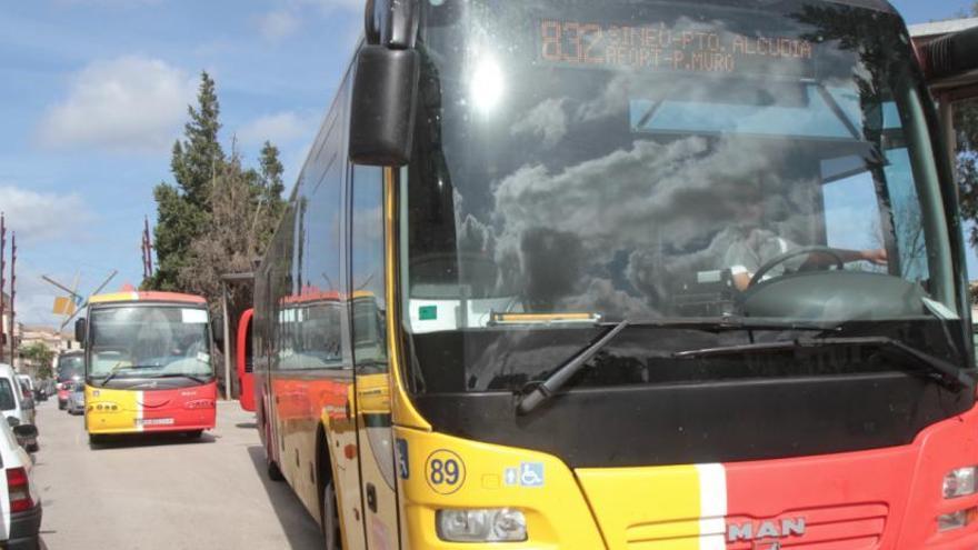 Alles neu bei den Bussen auf Mallorca ab 2019