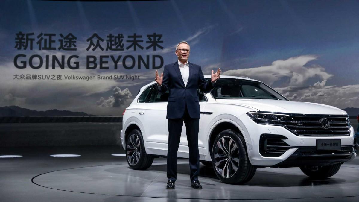 Volkswagen invertirá 2.000 millones de euros para controlar su estrategia de electrificación en China