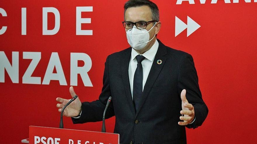 El PSOE insistirá para conocer si se han manipulado las listas de vacunados de Salud