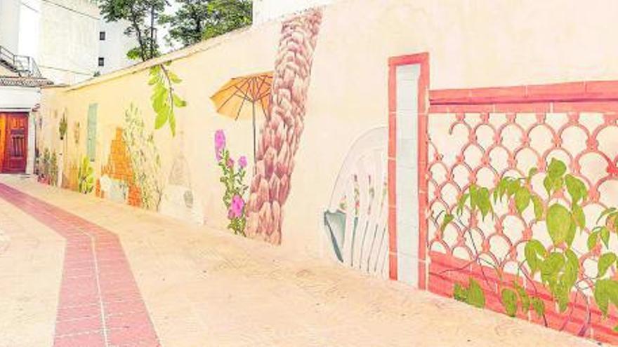 Torna l'art al carrer a Picassent amb el Festival Cromàpica