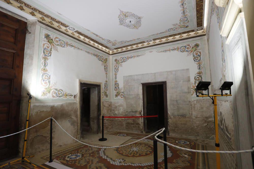 El Palauet de Nolla abre al público