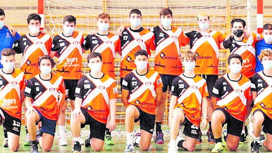 EL FC Cartagena CAB cadete regresa con dos triunfos