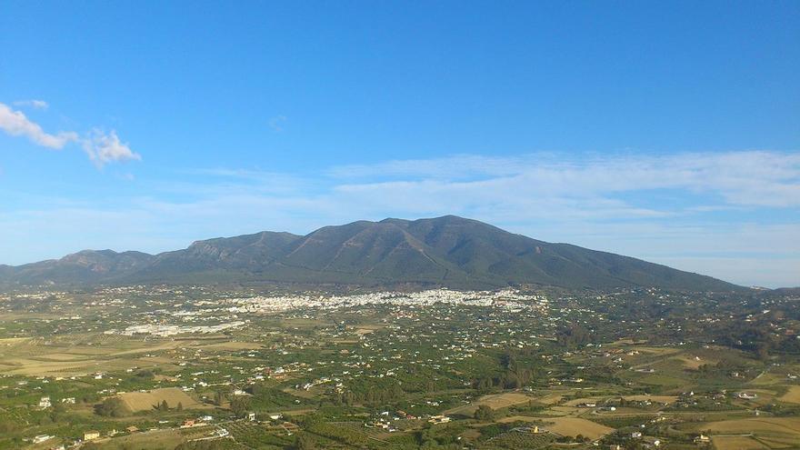 El municipio de Alhaurín el Grande supera los 25.000 habitantes