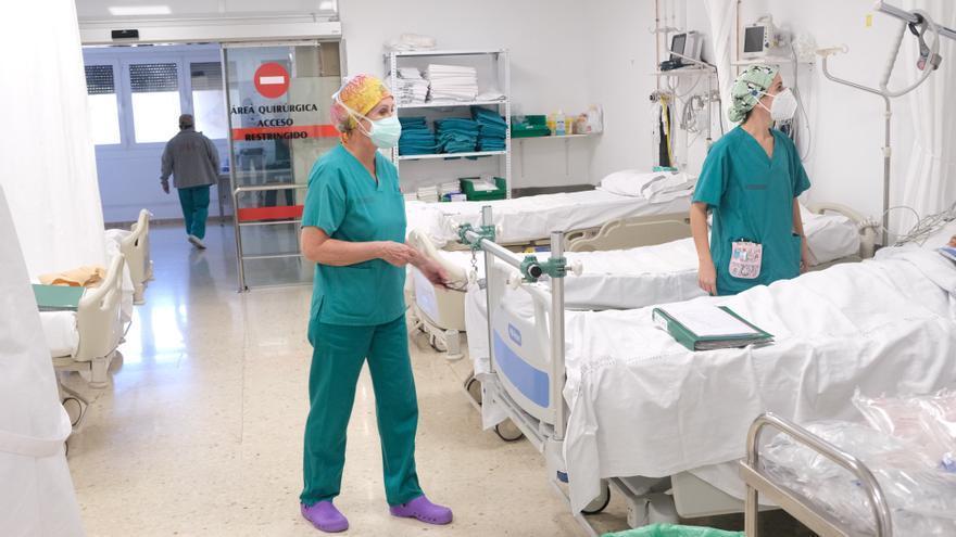 La incidencia del coronavirus pasa de 3.000 en el departamento de Alcoy y se aproxima a 1.500 en el conjunto de la provincia