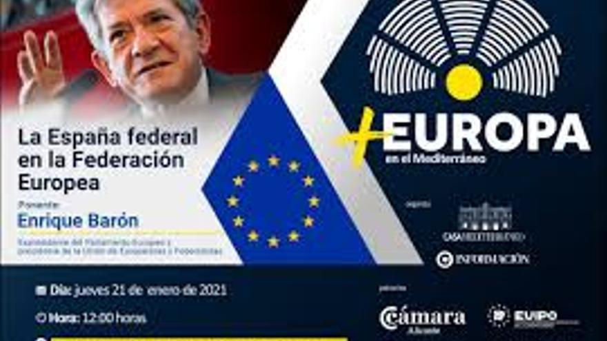 La España Federal en la Federación Europea