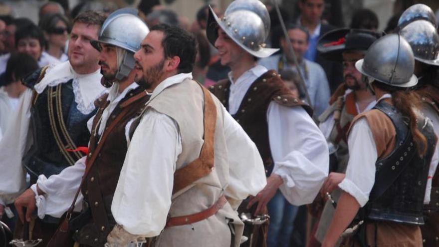 Germania sobrevinguda i traumàtica a Oliva