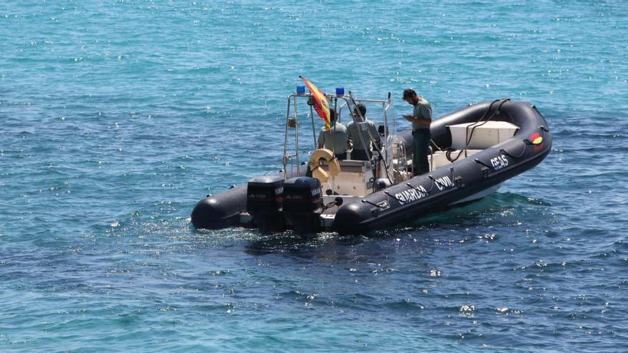 Investigan la identidad del cadáver hallado en aguas de Formentera