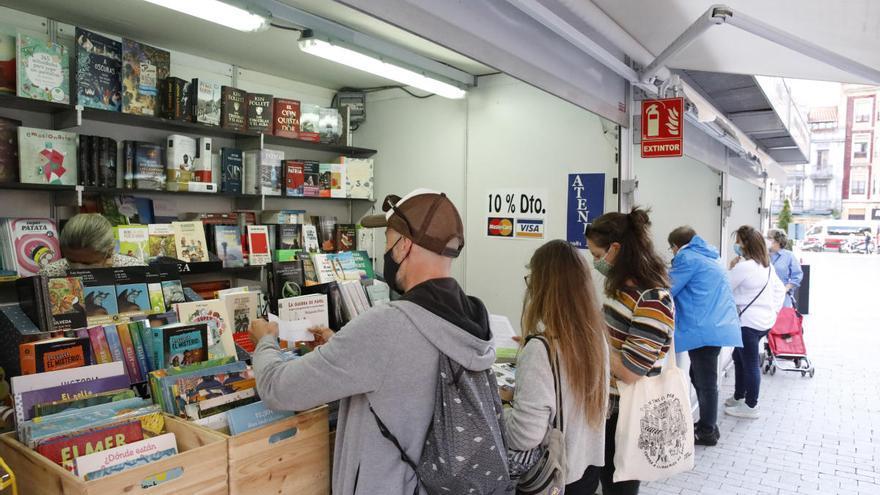 Comienza la Feria del Libro de Gijón con 43 stands y decenas de presentaciones