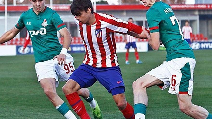El benaventano Adrián Ferreras se incorpora al Alcorcón B