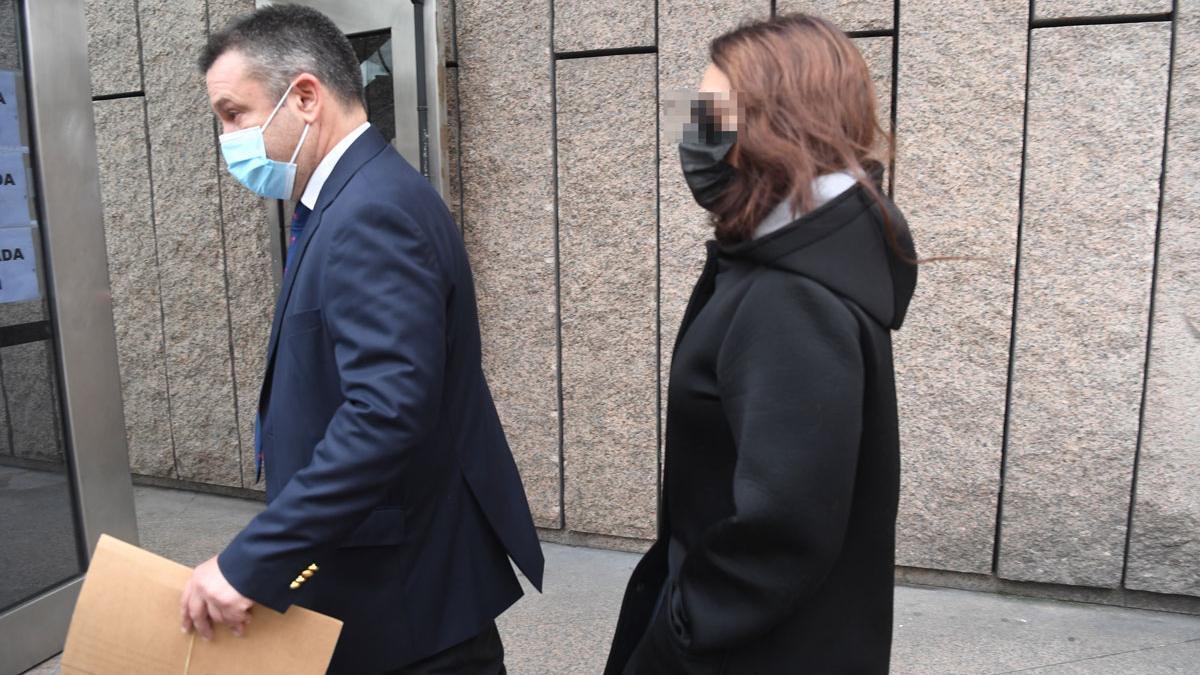 Llegan al juzgado los procesados por el crimen de Samuel
