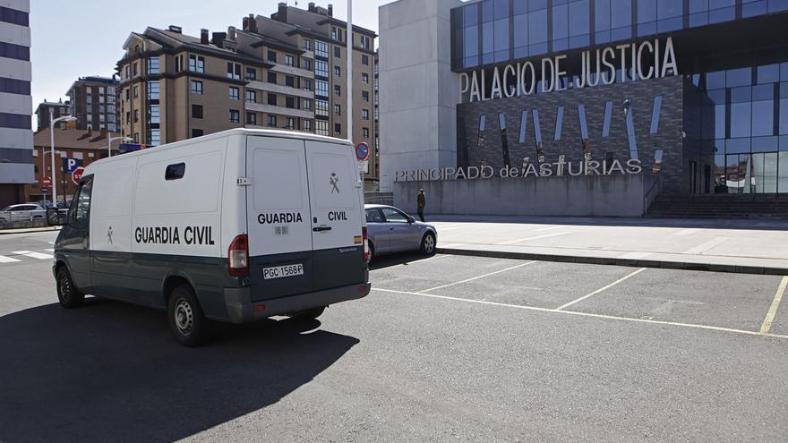 La operación antidroga en Gijón eleva a 9 los detenidos, uno de ellos ya en prisión