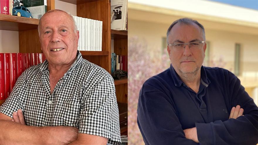 Los publicistas Paco Muntaner y Pedro Picatoste, Alces de Honor 2021