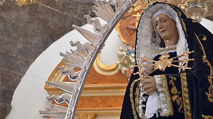 Lanzarote festeja hoy a su patrona