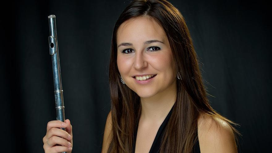 La flautista de Xàbia Carme Català obtiene la primera plaza titular en ADDA JOVE SIMFÒNICA