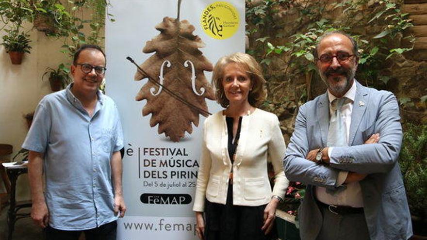 Flandes, país convidat de la novena edició del Festival de Música Antiga dels Pirineus