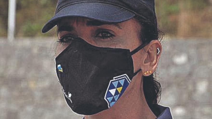El aprendizaje más solidario de dos policías locales