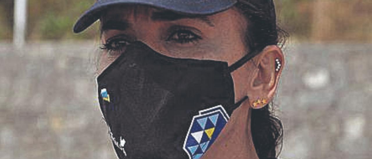 Davinia Vera Santana.     JOSÉ. C. GUERRA