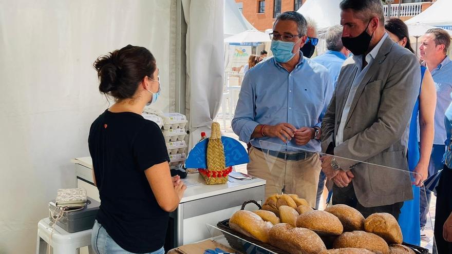 Sabor a Málaga se suma a la Fiesta del Boquerón Victoriano de Rincón