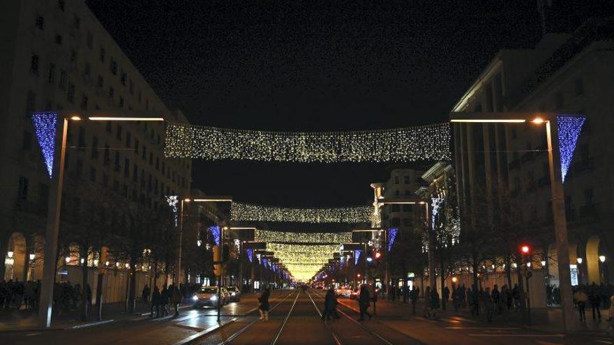 La Navidad llega a Zaragoza