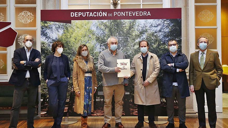 La Diputación formaliza la compra del Álbum Nós de Castelao por 650.000 euros