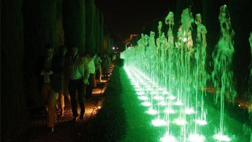 El Ayuntamiento saca a licitación el espectáculo nocturno del Alcázar tras casi dos años paralizado