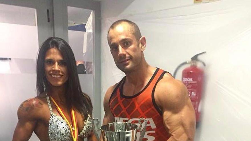 Anabel da Cruz, de l'Escala, campiona d'Espanya