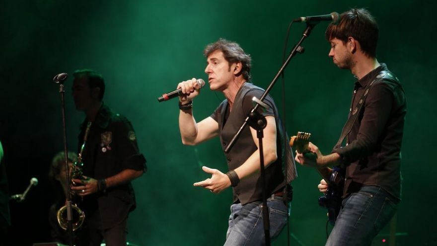 Manel Fuentes regresa a Avilés en abril