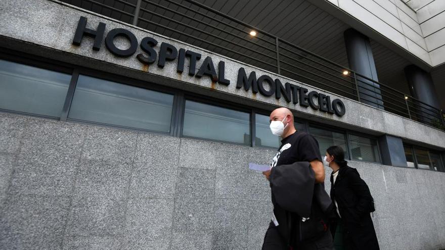 Dos fallecidos por gripe en un año en el CHOP frente a 50 por Covid desde marzo en el área