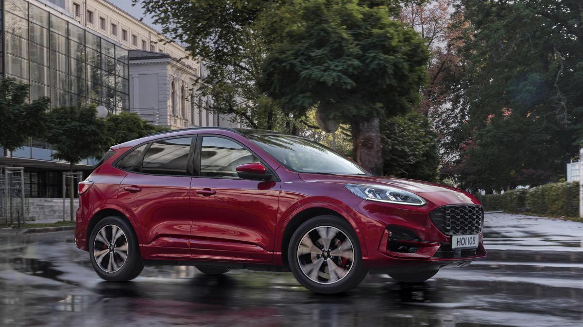 Ford Kuga: Un salto en calidad, eficiencia y conectividad