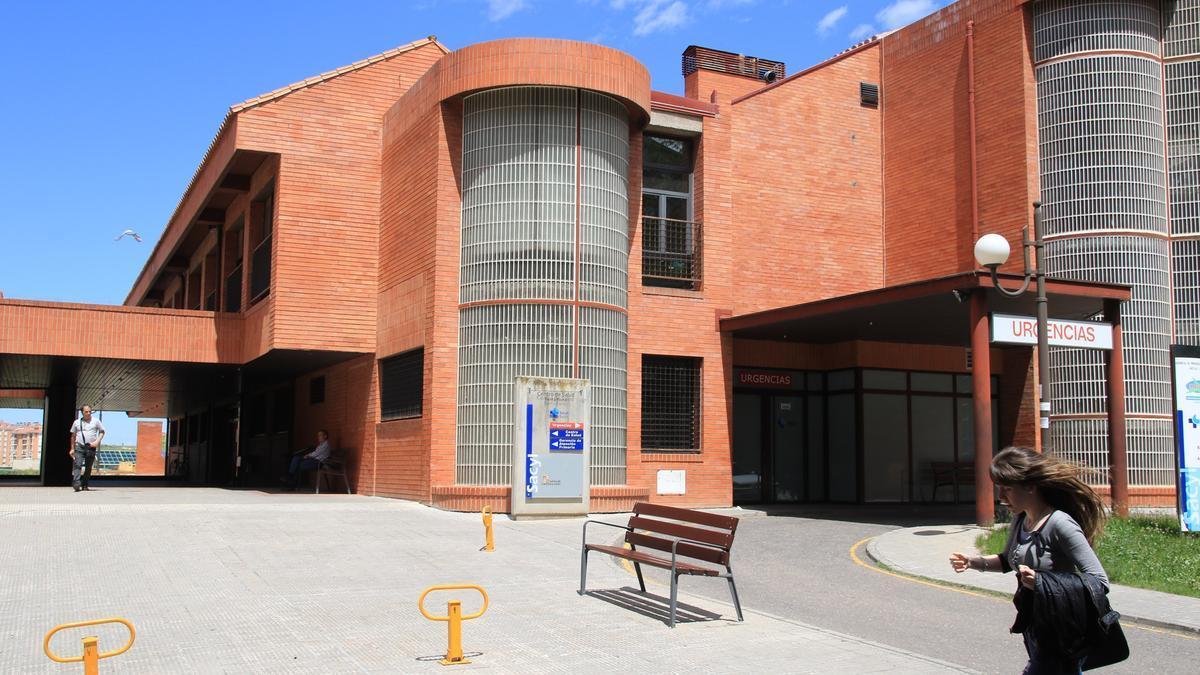 Centro de salud de Santa Elena