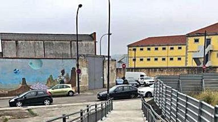 Obras para la mejora de la calle Belarmino Cabal