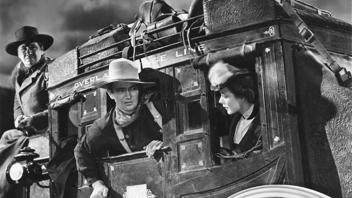 'La diligencia' de John Ford cumple 80 años de un viaje hacia la libertad