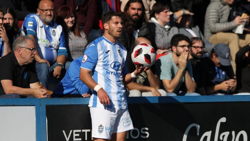 """Kike López: """"Una situación tan buena, tan pronto, no la había vivido en el Baleares"""""""