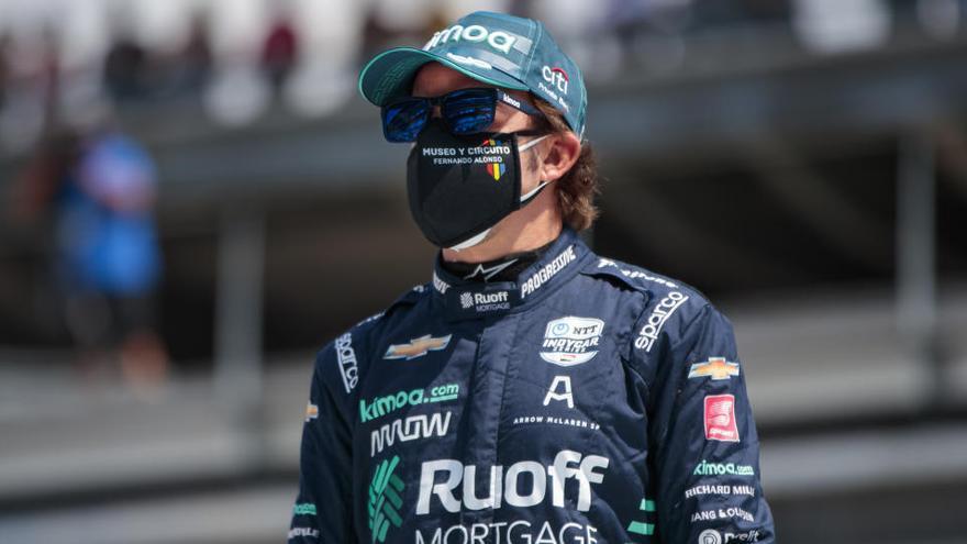 """Alonso: """"Cuando gano es que me lo han regalado, y cuando algo sale mal ya se sabía"""""""
