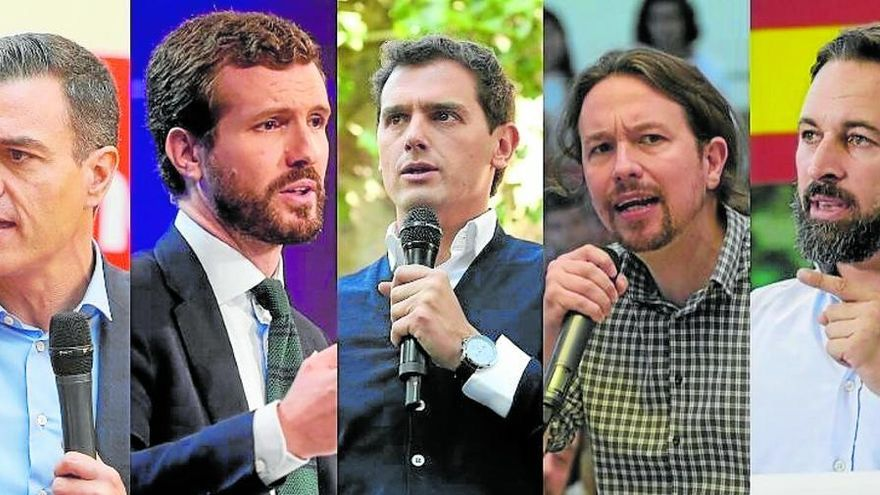 Vox pide ilegalizar a los nacionalistas  y el PNV responde que ni Franco pudo