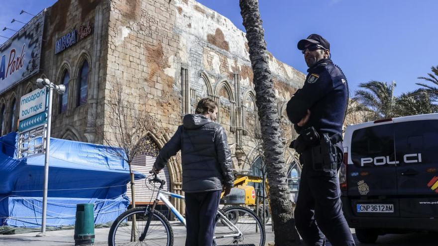 Megapark-Schläger in Palma zu zwei Jahren Haft verurteilt
