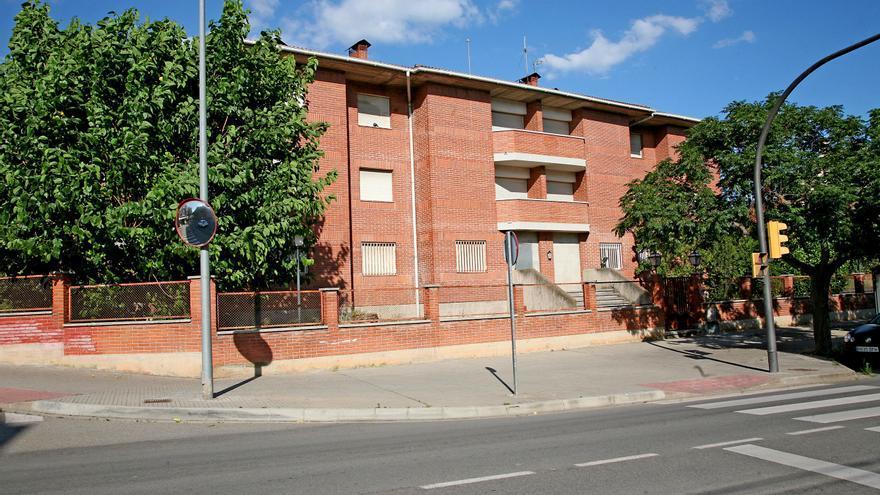 L'antiga caserna de la Guàrdia Civil de Sant Vicenç de Castellet es transformarà en pisos de lloguer social