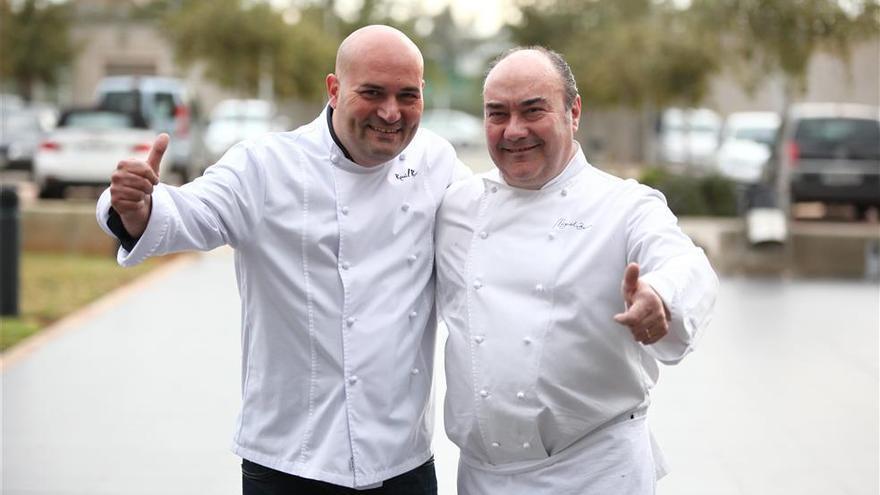 Miguel Barrera y Raúl Resino brillan un año más con su estrella Michelin
