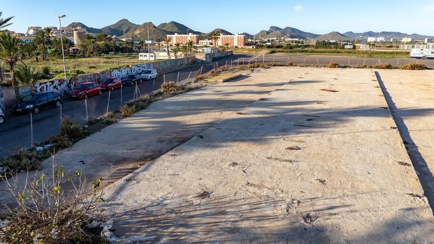 El Ayuntamiento desbloquea la primera fase de Las Dunas de Cabo de Palos