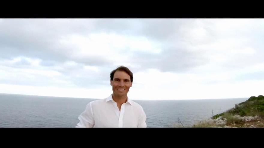 Rafa Nadal, anfitrión de la Mallorca de la nueva normalidad