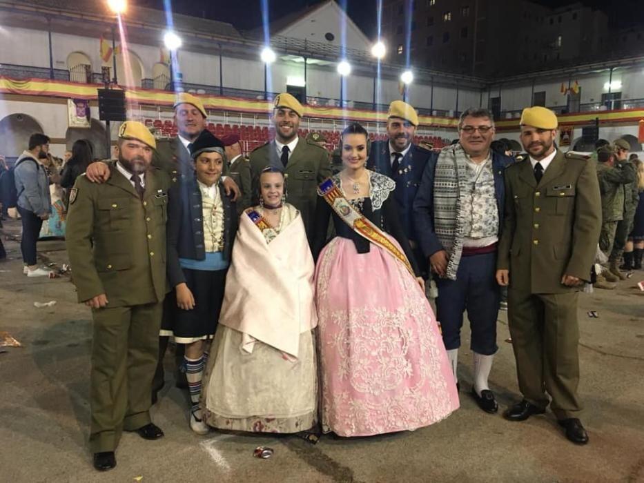 En la fiesta de las Fuerzas Armadas