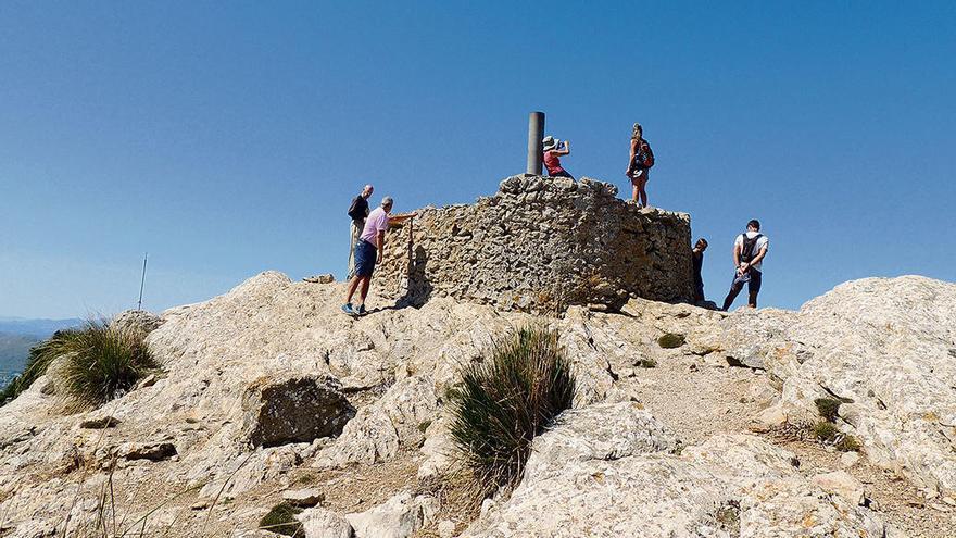 Eine Runde um Alcúdia wandern