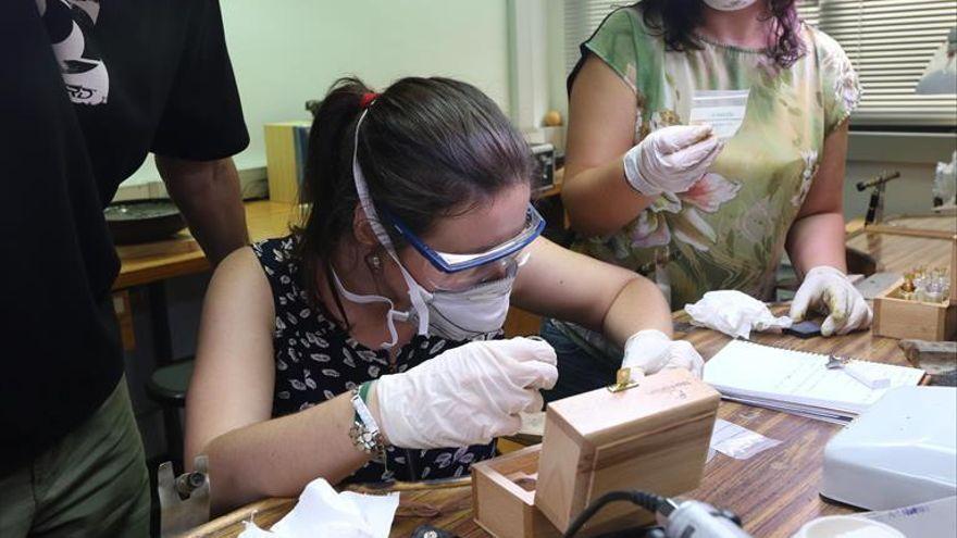 La Escuela de Joyería y la Escuela de Madera serán sede para acreditar competencias profesionales