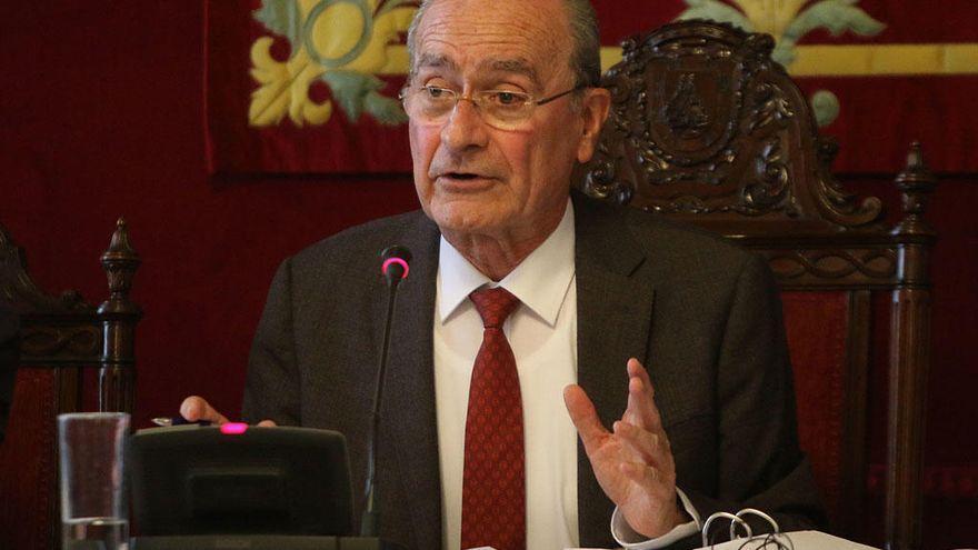 Hacienda publica la lista de los sueldos de todos los alcaldes de Málaga