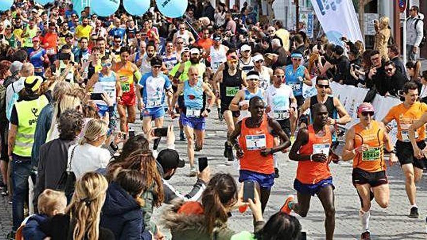 El Ibiza Marathon y la 'Mitja' de Formentera cancelan sus eventos por la pandemia