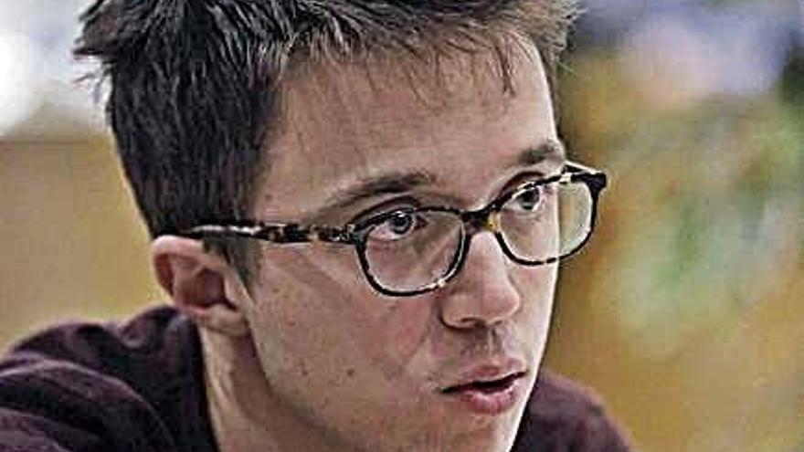 Íñigo Errejón no se presentará en las islas a las elecciones del 10N