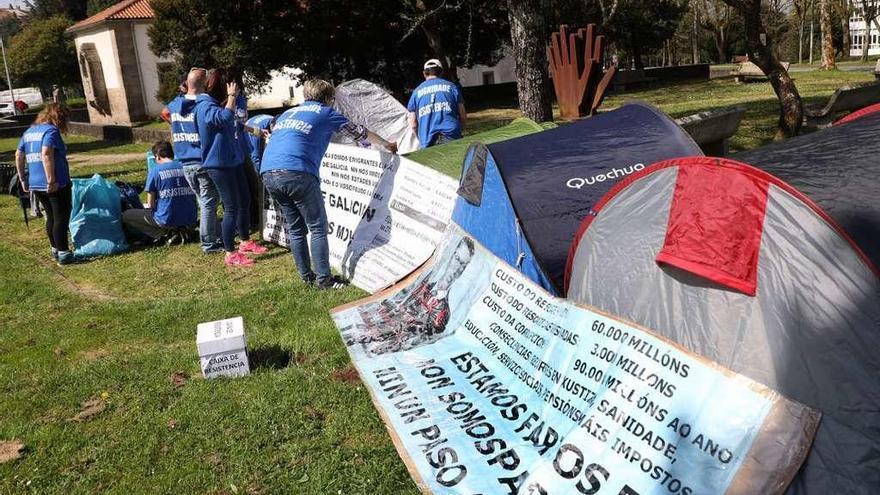 Xustiza reclama al comité de huelga que los trabajadores voten su última propuesta