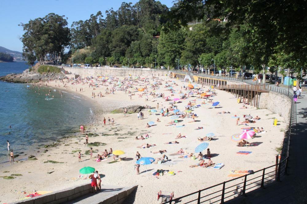 Playa de Portocelo (Marín)